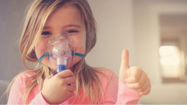 Asma: Uma doença que assusta muitas mães